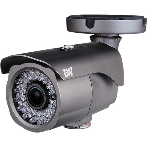 Digital Watchdog MEGApix DWC-MB44WIA 4MP Outdoor Network Bullet Camera with Night Vision & 2.8-12mm Varifocal Lens