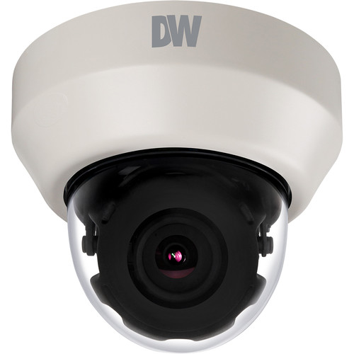 Digital Watchdog MEGApix 4MP Snapit Network Dome Camera (White)