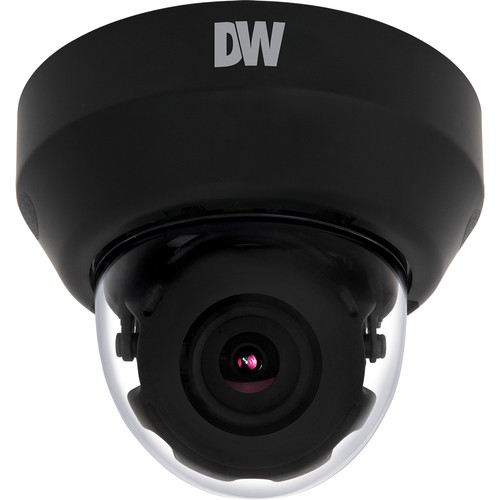 Digital Watchdog MEGApix 4MP Snapit Network Dome Camera (Black)