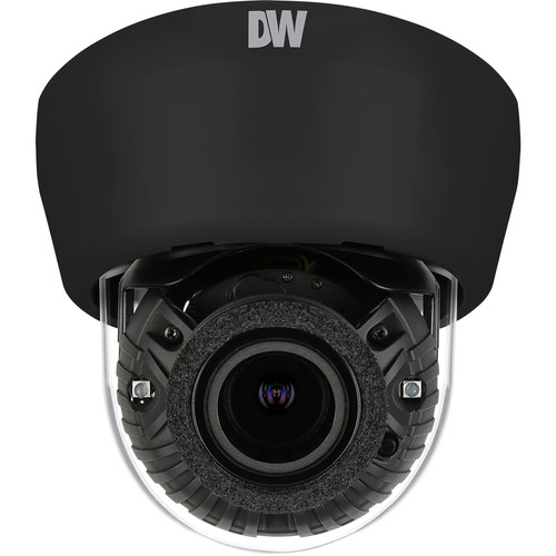 Digital Watchdog MEGApix 4MP Snapit Network Dome Camera with Night Vision (Black)