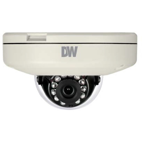 Digital Watchdog MEGApix Series 4MP Outdoor Network Surface Dome Camera with Night Vision & 6mm Lens