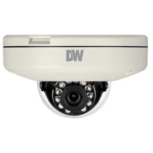 Digital Watchdog MEGApix Series 4MP Outdoor Network Surface Dome Camera with Night Vision & 8mm Lens
