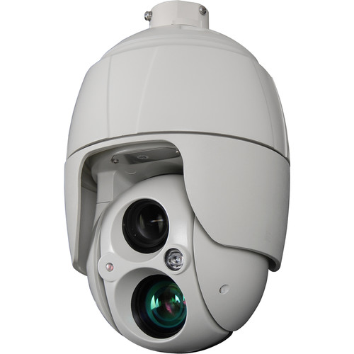 Digital Watchdog MEGApix Series 2.1MP Outdoor 30x PTZ Network Dome Camera with Night Vision