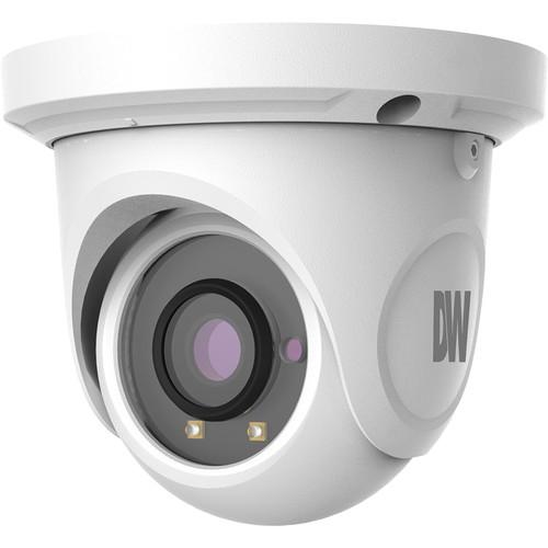 Digital Watchdog MEGApix 4MP Outdoor Network Turret Camera with 3.6mm Lens & Night Vision