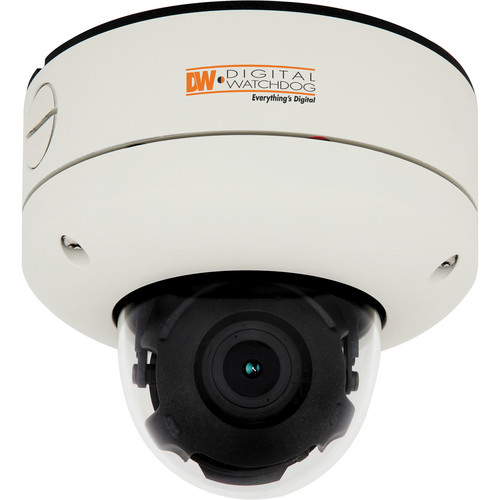 Digital Watchdog DWC-MV421D MEGApix SnapIt 2.1MP Outdoor Vandal Dome PoE IP Camera (White)