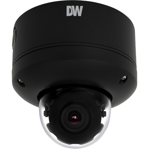 Digital Watchdog MEGApix 4MP Snapit Outdoor Network Dome Camera (Black)