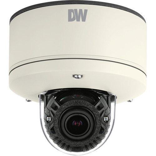 Digital Watchdog MEGApix DWC-MV44WIA 4MP Snapit Outdoor Network Dome Camera with Night Vision (White)