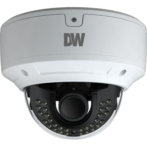 Digital Watchdog MEGApix DWC-MVT4WIA 4MP Outdoor Network Dome Camera with Night Vision & 3.3-12mm Lens