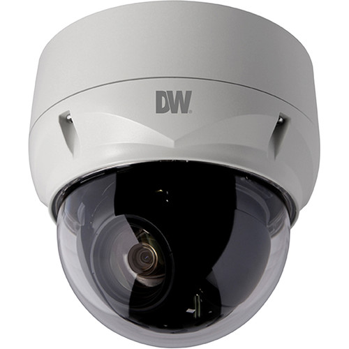 Digital Watchdog STAR-LIGHT HD COAX 2.1MP Outdoor PTZ Dome Camera with 4.7 to 94mm Varifocal Lens