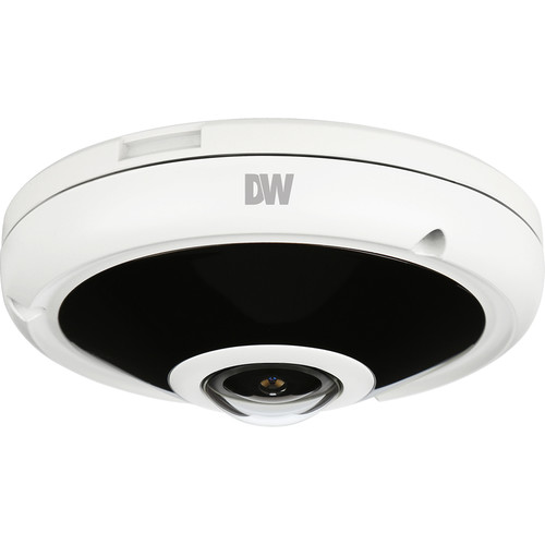 Digital Watchdog MEGApix PANO 5MP Panoramic Outdoor Network Dome Camera with Night Vision