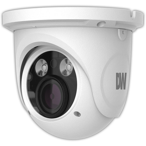 Digital Watchdog DWC-T8563TIR 5MP Outdoor HD Analog Turret Camera with Night Vision & 2.8-12mm Lens