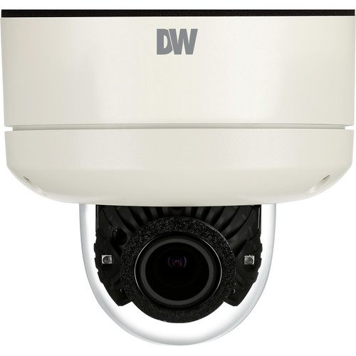 Digital Watchdog DWC-V4283WTIR 2.1MP Outdoor Universal HD Analog Dome Camera with 2.8-12mm Lens & Night Vision