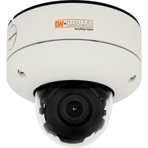 Digital Watchdog DWC-V4365T Snapit Nightwolf Vandal Dome Camera