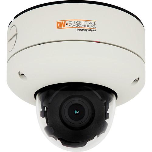 Digital Watchdog DWC-V4367WD Snapit Vandal-Proof Dome Camera with Infinity DSP Technology