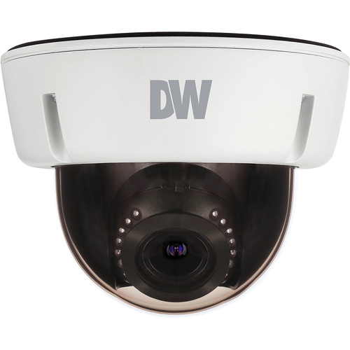 Digital Watchdog DWC-V6263WTIR 2.1MP Outdoor Universal HD Analog Dome Camera with Night Vision