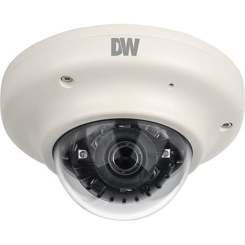 Digital Watchdog DWC-V7253TIR 2.1MP Outdoor Universal HD Analog Dome Camera with 3.6mm Lens & Night Vision