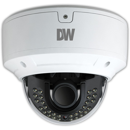 Digital Watchdog DWC-V8563TIR 5MP Outdoor HD Analog Dome Camera with Night Vision & 2.8-12mm Lens