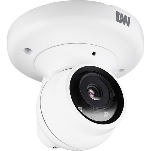 Digital Watchdog Star-Light Plus DWC-VA553WTIR 5MP Outdoor Universal HD Analog Ball Camera with Night Vision