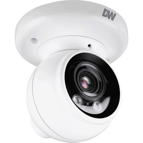 Digital Watchdog Star-Light Plus DWC-VA583WTIR 5MP Outdoor Universal HD Analog Ball Camera with Night Vision