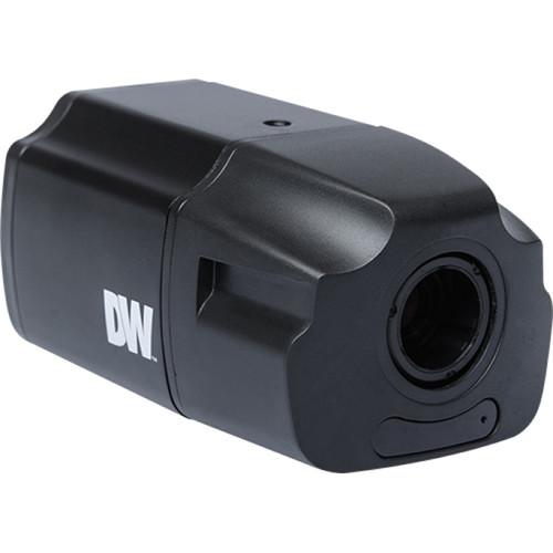 Digital Watchdog DWCA-C128 MEGApix CaaS 2.1MP Box Camera with 3 to 10mm Motorized Lens & 64GB Class 10 Card