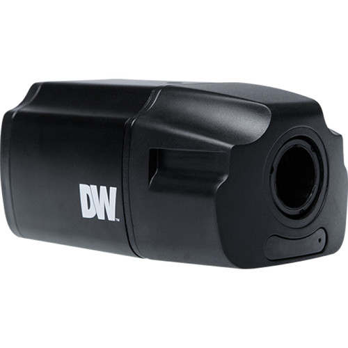 Digital Watchdog DWCA-C128 MEGApix CaaS 2.1MP Box Camera with 3 to 10mm Motorized Lens
