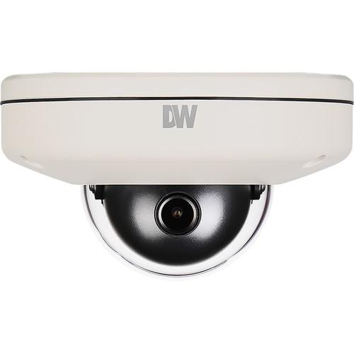 Digital Watchdog DWCA-VF25W28 MEGApix CaaS 2.1MP Day/Night Weatherproof Dome Camera with 2.8mm Fixed Lens (NTSC)