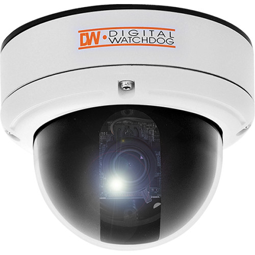 Digital Watchdog Infinity Series DWC-V3367WD 3.3 to 12mm Vandal-Proof Dome Camera