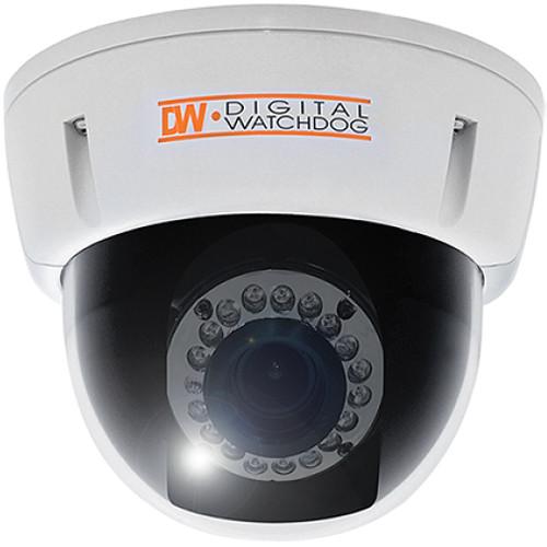 Digital Watchdog Infinity DSP Series DWC-D2367WTIR 600 TVL True Day/Night IR Cut Filter Indoor Dome Camera (NTSC)