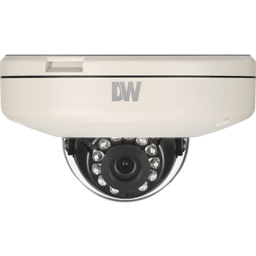 Digital Watchdog MEGApix CaaS 2.1MP Outdoor Network Dome Camera with Night Vision & 4.0mm lens