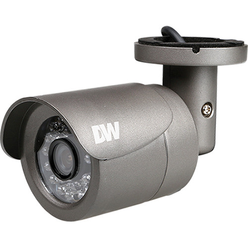 Digital Watchdog MEGApix DWC-MB721M8TIR 2.1MP 1080p Day/Night Weatherproof IR Network Bullet Camera with 8mm Fixed Lens