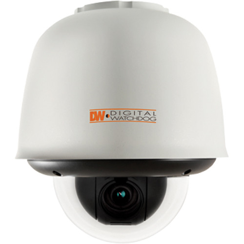 Digital Watchdog MEGApix DWC-MPTZ20X 2.1MP 1080p Day/Night Weatherproof Network PTZ Dome Camera with 4.7 to 94mm Remote Auto Focus Zoom Lens