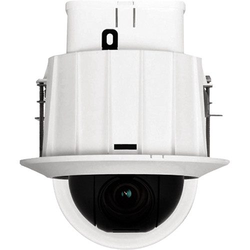 Digital Watchdog MEGApix DWC-MPTZ20XFM 2.1MP 1080p Day/Night Network Flush Mount PTZ Dome Camera with 4.7 to 94mm Remote Auto Focus Zoom Lens