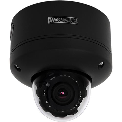 Digital Watchdog DWC-MV421TIRB MEGApix SnapIt 2.1MP Outdoor Vandal Dome PoE IP Camera (Black)