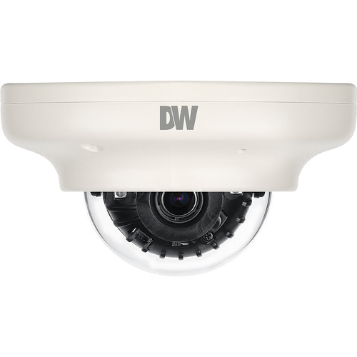 Digital Watchdog MEGApix DWC-MV72i28V 2.1MP Mini Outdoor Surface Mount IP Dome Camera with Night Vision