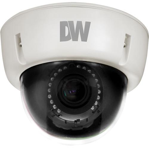 Digital Watchdog Power Pix DWC-V6361WTIR 690 TVL Weatherproof Day/Night IR Dome Camera with 2.8-12mm Varifocal Lens