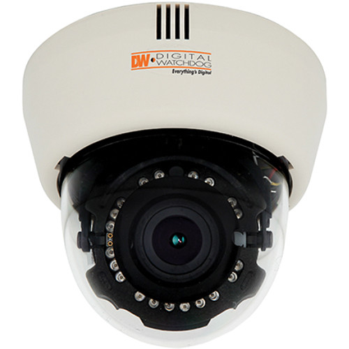 Digital Watchdog Snapit DWC-D4382TIR Indoor Day & Night Dome Camera with WDR
