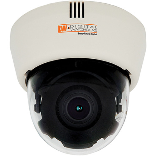 Digital Watchdog Snapit DWC-HV421D HD-SDI 2.1MP Vandal-Proof 1080p Indoor/Outdoor Dome Camera (NTSC)