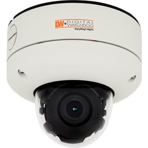 Digital Watchdog Star-Light DWC-V4363DH Snapit Vandal Dome Camera with 3.3-12mm Varifocal Lens & Built-In Heater (NTSC)