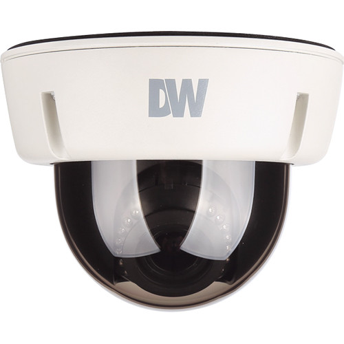 Digital Watchdog STAR-LIGHT AHD DWC-V6763WTIR 2MP Analog HD Camera with 2.8 to 12mm Varifocal Lens (NTSC)