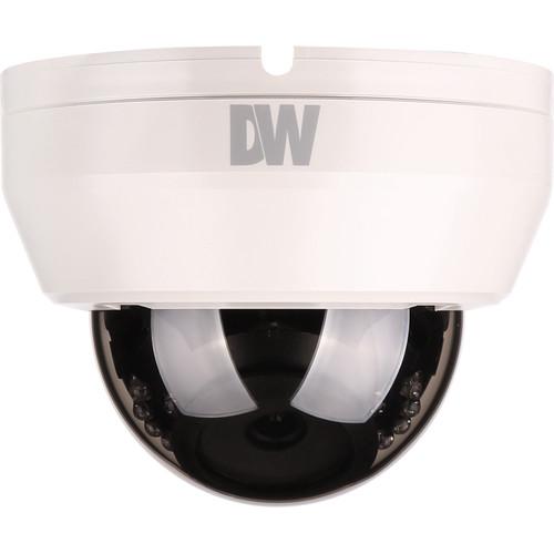 Digital Watchdog Star-Light DWC-D3763TIR 2MP Day/Night Dome Camera with 2.8 to 12mm Varifocal Lens (NTSC)