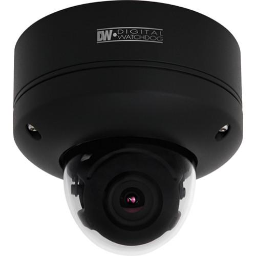 Digital Watchdog Star-Light DWC-V4363DB Snapit Vandal Dome Camera with 3.3-12mm Varifocal Lens (NTSC, Charcoal Black)