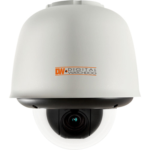 Digital Watchdog STAR-LIGHT Series DWC-PTZ37XAL High-Speed 37x PTZ Surface Mount Dome Camera with Wiring Module