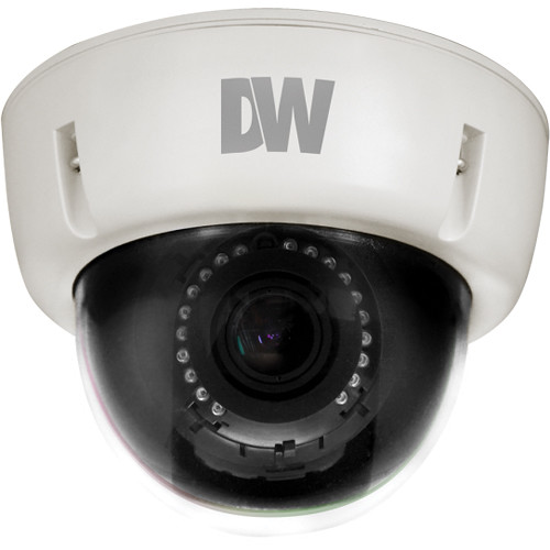 Digital Watchdog Starlight 960H Series DWC-V6553DIR Day/Night IR Vandal Dome Camera with 3.6mm Fixed Lens (NTSC)