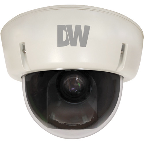 Digital Watchdog Starlight 960H Series DWC-V6563D Day/Night Weather- & Vandal-Resistant Dome Camera with 2.8-12mm Lens (NTSC)