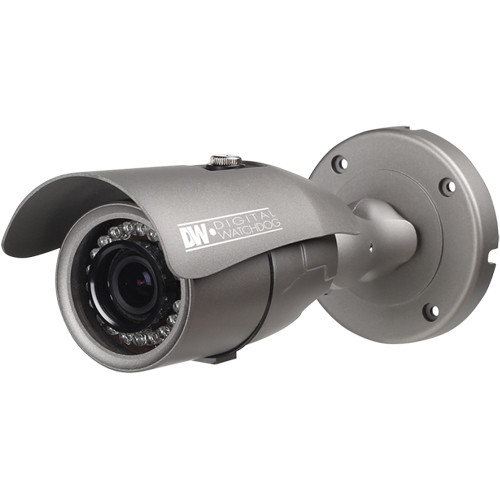 Digital Watchdog Starlight DWC-B6563TIR550 960H True Day/Night Weatherproof IR Bullet Camera with 5 to 50mm Varifocal Lens