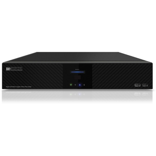 Digital Watchdog VMAX HD Flex Series DW-VFHD43T 4-Channel HD-SDI DVR (3TB)