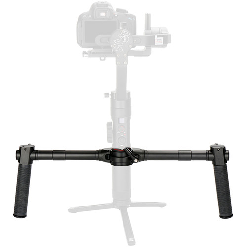 DigitalFoto Solution Limited Dual-Handle Grip for Zhiyun Crane V2, Crane Plus, and Crane 2