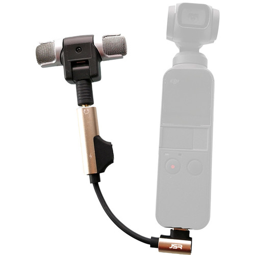 DigitalFoto Solution Limited Video Microphone For DJI Osmo Pocket