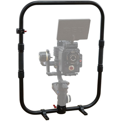 DigitalFoto Solution Limited MAGIC RING I Handheld Gimbal Ring with ARRI-Style Rosette Adapter for Zhiyun CRANE 3S
