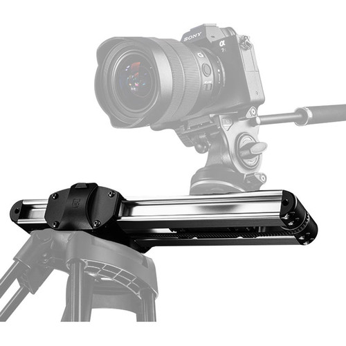 DigitalFoto Solution Limited Micro 2 Camera Mini Slider Double Distance Travel Track /Dolly Rail;Low Angle Shooting Bracket